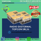 RADIO EKSTERNAL TOPCON SRL32