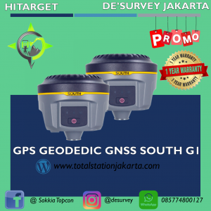 Gps Geodetic South