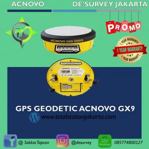 GPS GEODETIC ACNOVO GX9