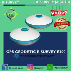 GPS GEODETIC ESURVEY E300