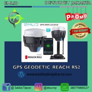 GPS Geodetic Emlid Reach RS2 GNSS-RTK