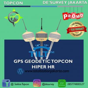 GPS TOPCON HIPER HR
