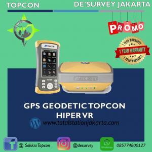 GPS TOPCON GNSS- RTK HIPER VR