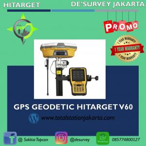 GPS GEODETIC HITARGET V60