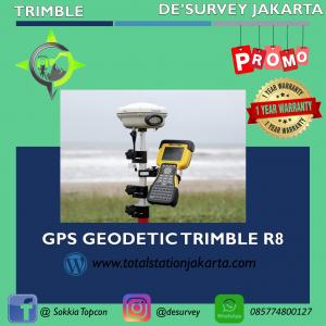 GPS GEODETIC TRIMBLE R8