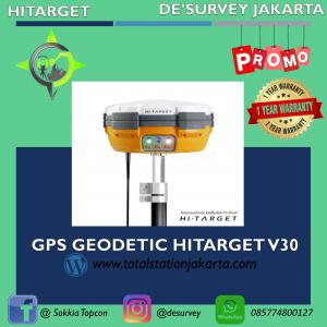 GPS GEODETIC HITARGET V30
