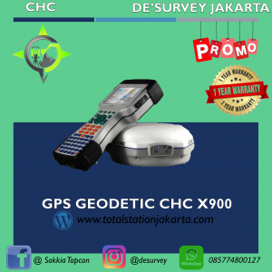 GPS GEODETIC CHC X900
