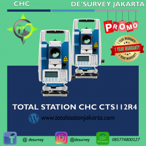 TOTAL STATION CHC CTS112R4
