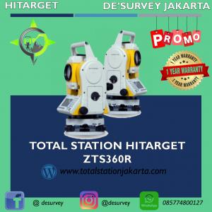 TOTAL STATION HITARGET ZTS360R