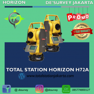 TOTAL STATION HORIZON H72A