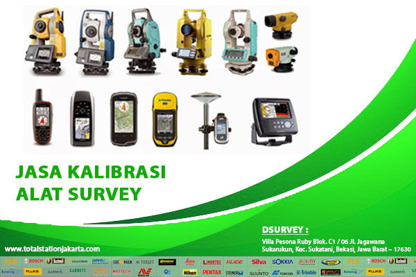 jasa kalibrasi total station
