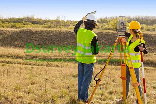 fungsi total station dalam kegiatan survey tanah