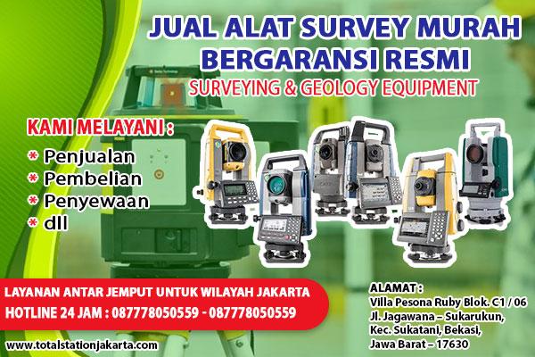 jual alat survey murah
