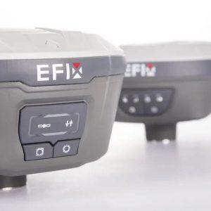 Gps Geodetic Gnss RTK Efix F4